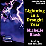 Lightning in a Drought Year | Michelle Black