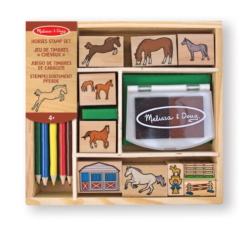melissa-doug-horses-stamp-set