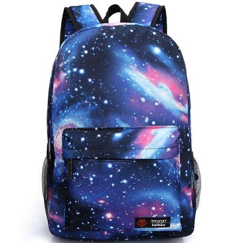 School Backpacks Galaxy
