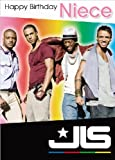 JLS Niece Birthday Card