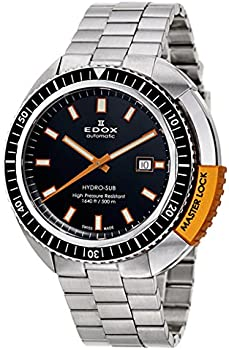 Edox Hydro-Sub Automatic Men's Watch