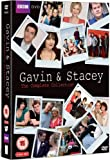 Gavin and Stacey- Series 1-3 and Christmas Special Collection [6 DVDs] [UK Import]