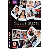 Gavin And Stacey - Series 1-3 And 2008 Christmas Special [DVD]by Ruth Jones