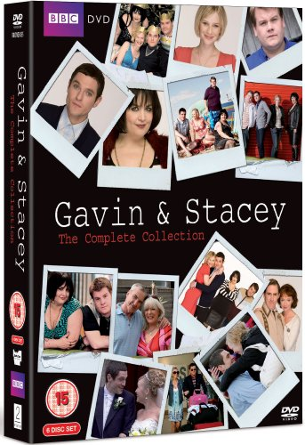 Gavin And Stacey - Series 1-3 And 2008 Christmas