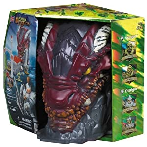 Mega Bloks Plasma Dragons Ravine Battle 9428