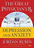 img - for GPRX for Depression & Anxiety (Great Physician's Rx Series) by Rubin, Jordan, Brasco M.D., Joseph (2007) Hardcover book / textbook / text book