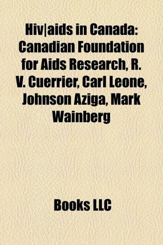 HIV/AIDS in Canada