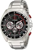 Citizen Men's CA4190-54E Drive from Citizen Eco-Drive WDR Analog Display Japanese Quartz Silver Watch