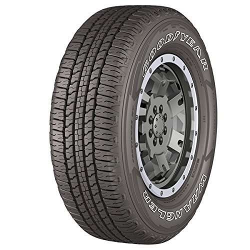 Goodyear Wrangler Fortitude HT All-Season Radial - 265/70R16 112T (Goodyear Tires 265 70r16 compare prices)