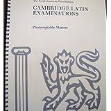 Cambridge Latin Course Unit 1 Examinations Photocopy (North American Cambridge Latin Course) ~ North American...