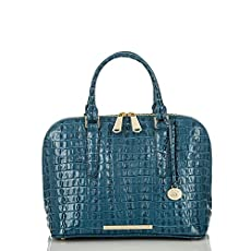 Vivian Dome Satchel<br>Surf La Scala