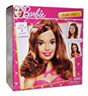 Barbie Stylin' Head with 8 Accessories - Brunette