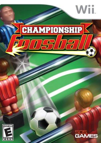 Championship Foosball - Nintendo Wii - 1