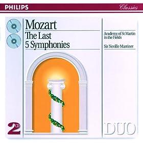 Mozart: Symphony No.40 in G minor, K.550 - 2. Andante