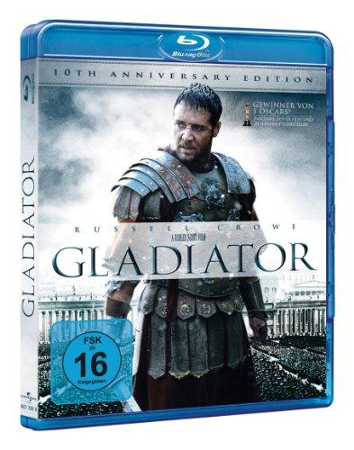 Гладиатор / Gladiator (2000) BD Remux | Расширенная версия  / 41.37 Гб