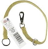 Resco Pet Products Fawn Braided Nylon Snap Choke Dog Collar