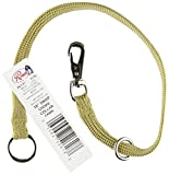 Resco Pet Products Fawn Braided Nylon Snap Choke Dog Collar