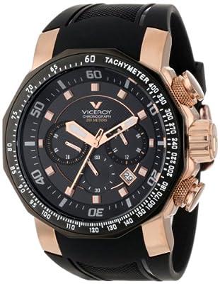 Viceroy Men's 47659-98 Magnum Chronograph Diving Luminous hands Date Watch