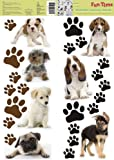 Fun Time Puppy Wall Stickers