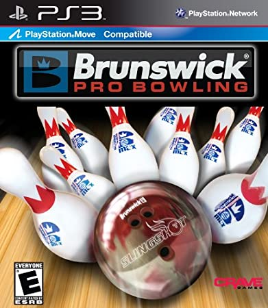 Brunswick Pro Bowling *compatible with Move