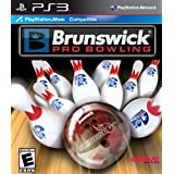 Brunswick Pro Bowling *compatible with Move - Playstation 3 ~ SVG Distribution