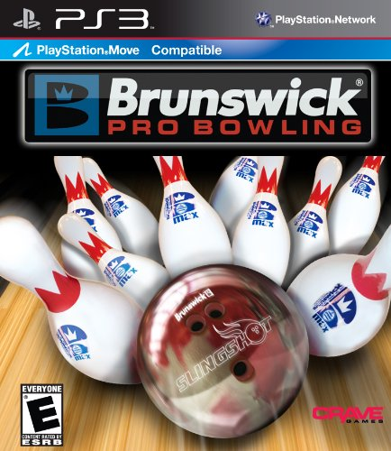 Image of Brunswick Pro Bowling *compatible with Move
