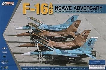 Maquette F-16A/B NSWAC Adversary
