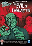 Evil of Frankenstein DVD Region 2 by Peter Cushing