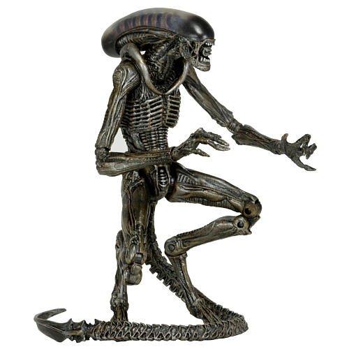 NECA Aliens Series 8 7 inch Action Figure Grey Dog Alien