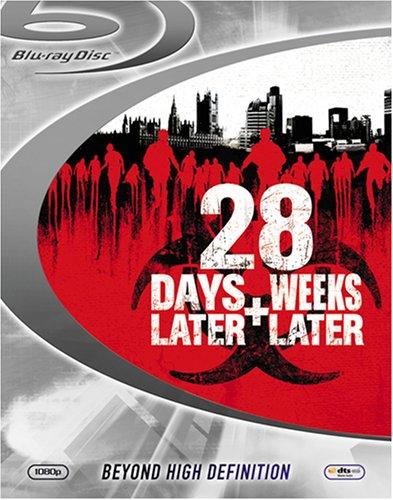 28日後...+28週後... ブルーレイディスクBOX (初回生産限定)