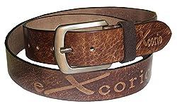 eXCorio Top Grain Leather Belt