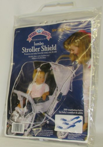 Jombo Stroller Shield