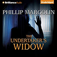 The Undertaker's Widow Audiobook by Phillip Margolin Narrated by Eric Dawe