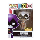 Funko Pop Vinyl Teen Titans Go Raven White Variant