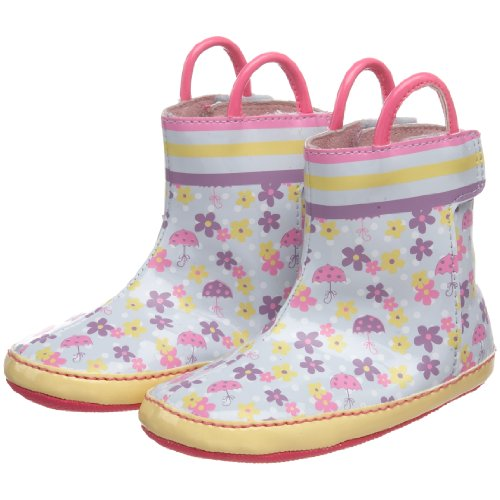 Robeez Mini Shoez Kids' Splish Splosh Rain Boot