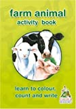 Farm Animal (Activity Book)