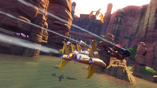 Sonic & All-Stars Racing Transformed [Download]