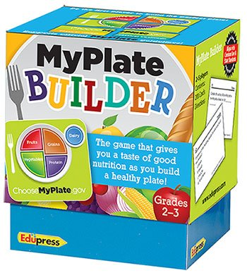 Myplate Builder Game front-947304