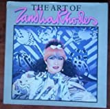 img - for The Art of Zandra Rhodes by Zandra Rhodes (1985-04-03) book / textbook / text book