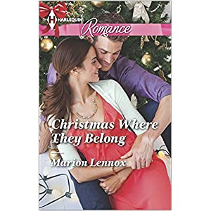 Christmas Where They Belong by Marian Lennox