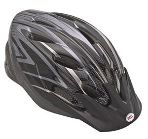 Bell Radar Bike Helmet  (Black, Small-Medium, fits head size 21-5/8 - 22-1/2)