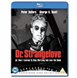 Dr. Strangelove - Or How I Learned To Stop Worrying And Love The Bomb [Blu-ray] [1964] - Stanley Kubrick