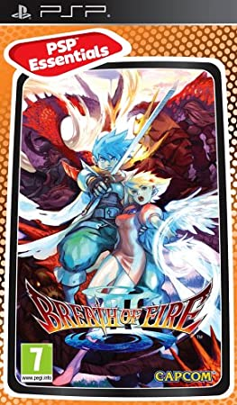Breath of Fire 3 (PSP)