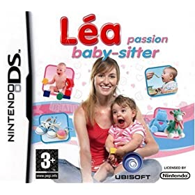 Léa Passion Baby-sitter DS