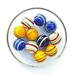 2 Big Marbles - Marble BONBON - Glass...