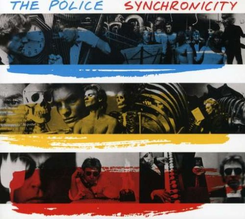The Police - Synchronicity (Remastered) 1983 - Zortam Music