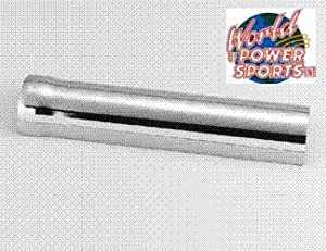 Honda 08P56-MCK-A00 Chrome Driveshaft Cover