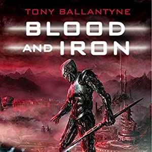 Blood and Iron Hörbuch
