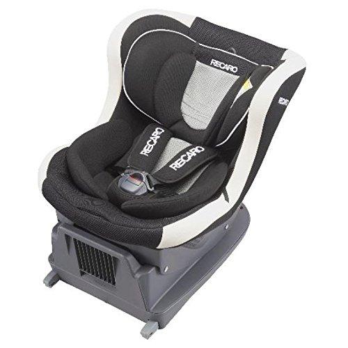レカロ スタート アイゼ シュヴァルツワイス RC151.009 セパレート式ISOFIXで前向き・後ろ向きの切り替えがカンタンな新生児対応チャイルドシート