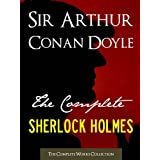 THE COMPLETE SHERLOCK HOLMES and THE COMPLETE TALES OF TERROR AND MYSTERY (All Sherlock Holmes Stories and All 12 Tales of Mystery in a Single Volume!) ... Conan Doyle | The Complete Works Collection) ~ Sherlock Holmes